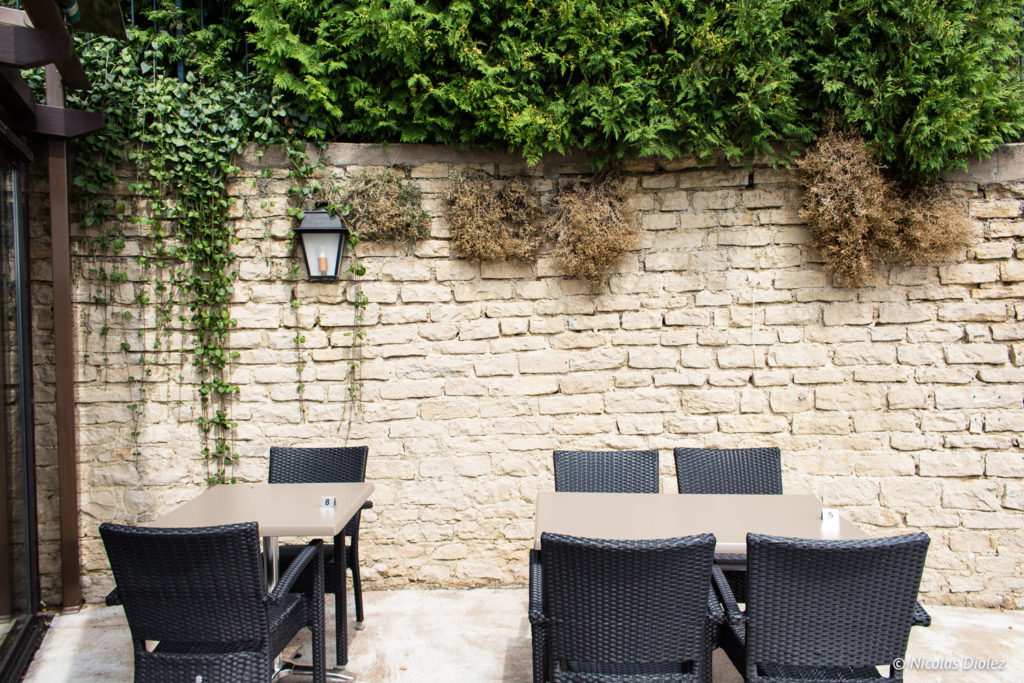 terrasse Les Voiliers Peigney