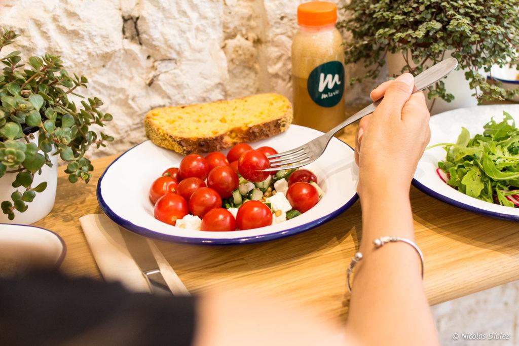 Tomates M la Vie