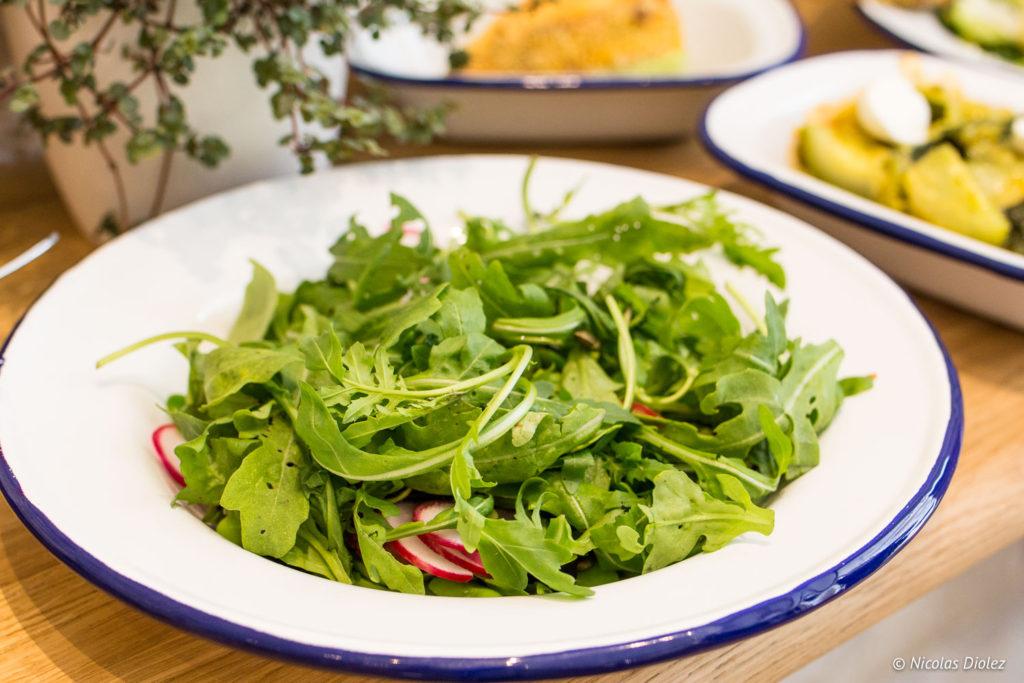 salade M la Vie
