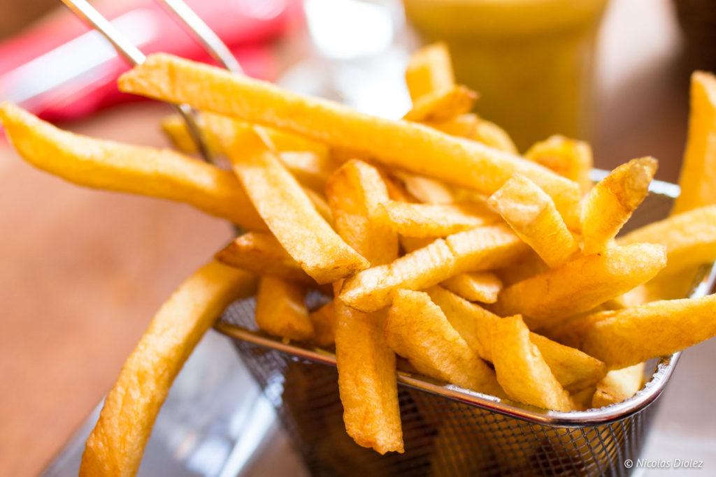 frites Le Tub