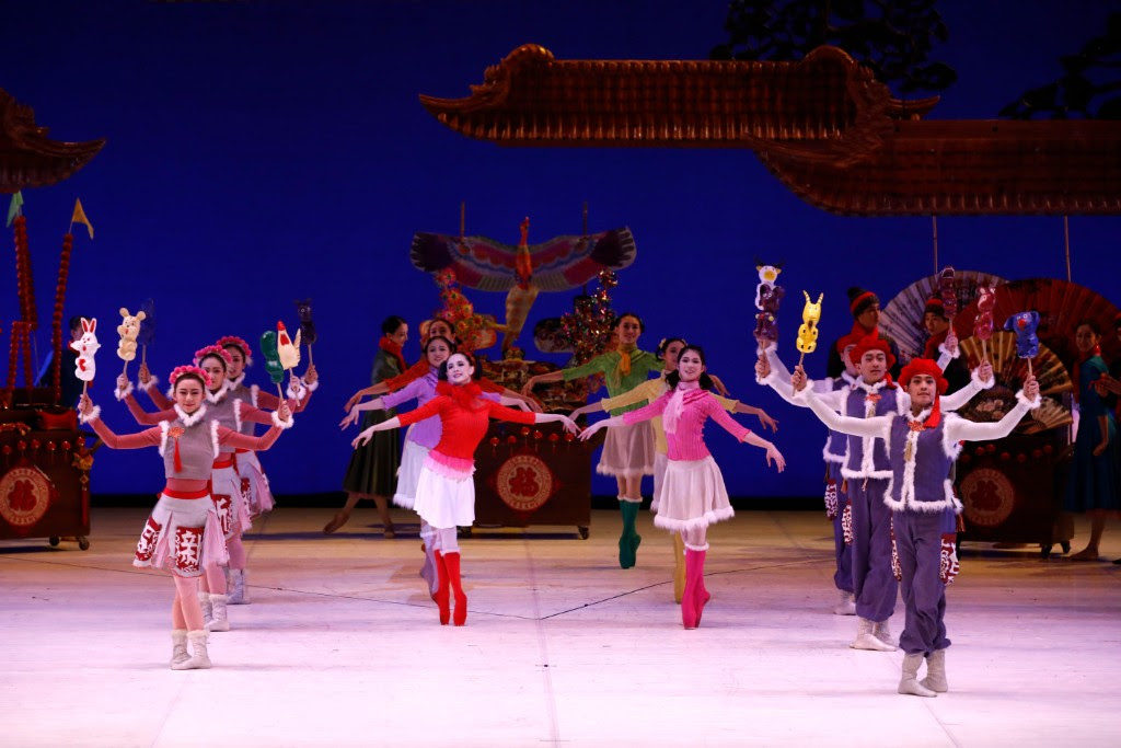Casse Noisette Ballet de Chine
