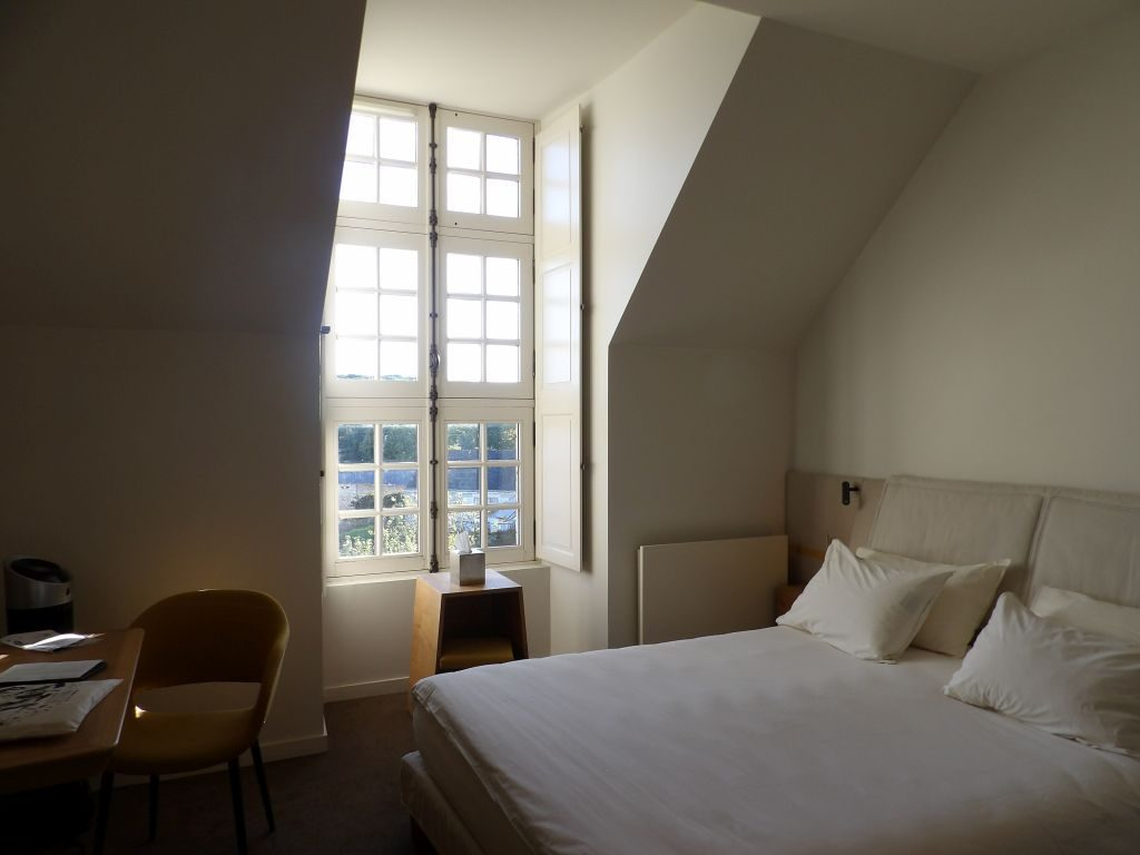 chambre Hôtel Abbaye de Fontevraud
