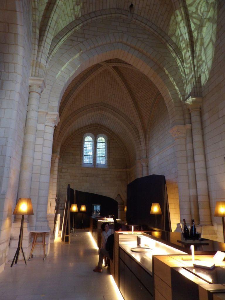 Abbaye de Fontevraud Festivini