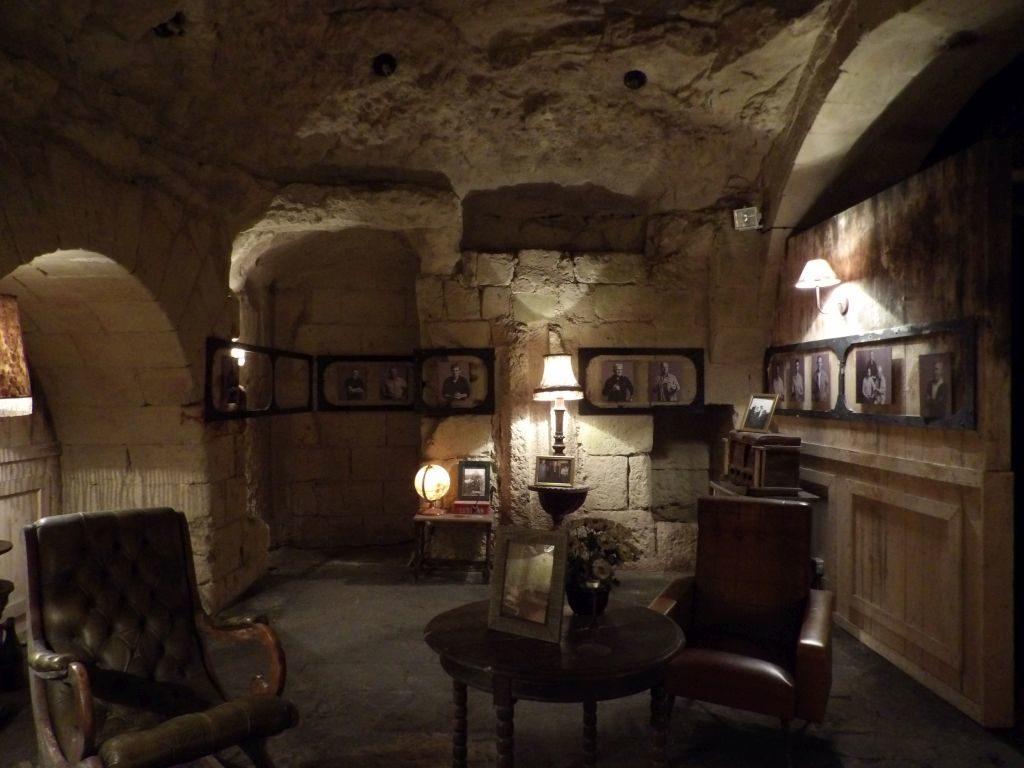 visite Caves Robert & Marcel