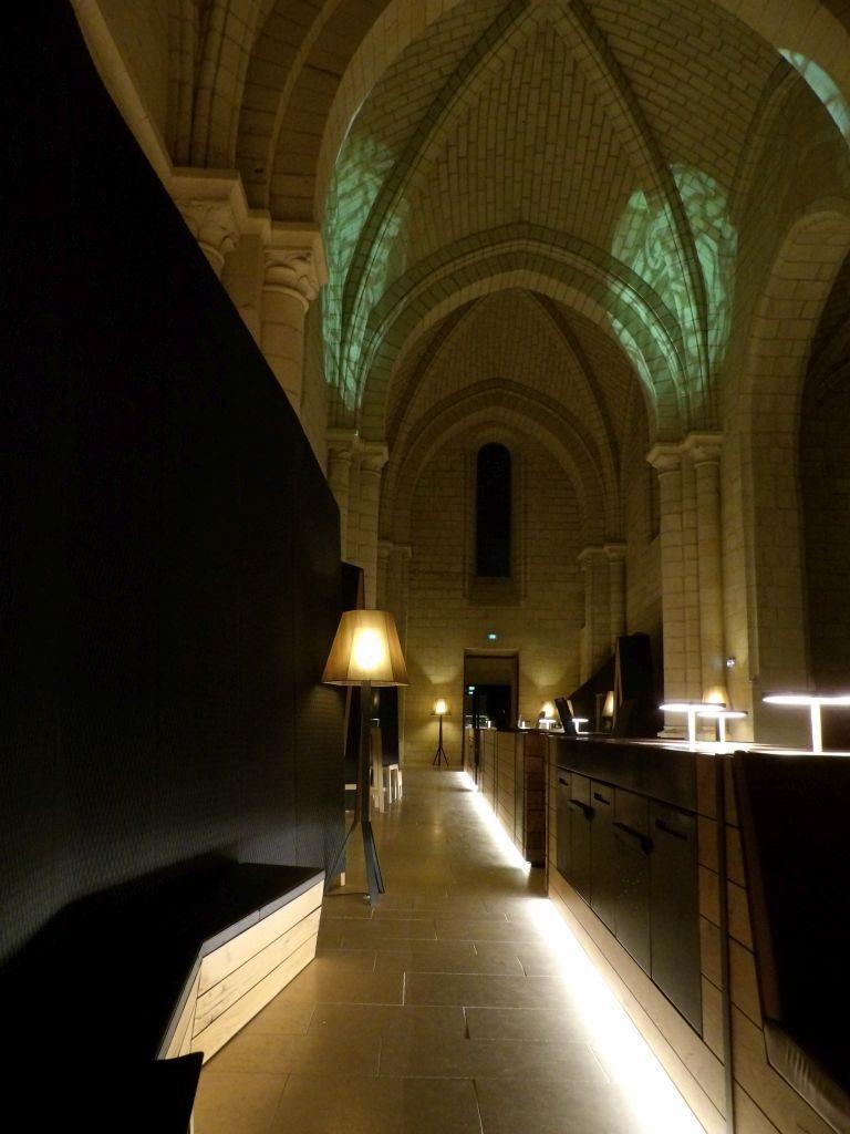 Hôtel Abbaye de Fontevraud
