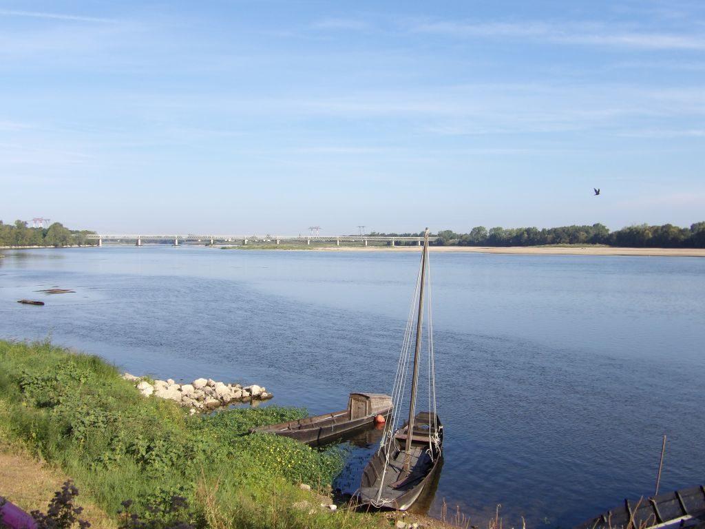 Montsoreau Loire