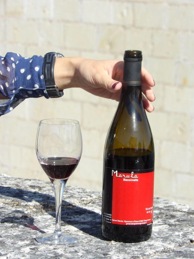 vin Château de Montsoreau