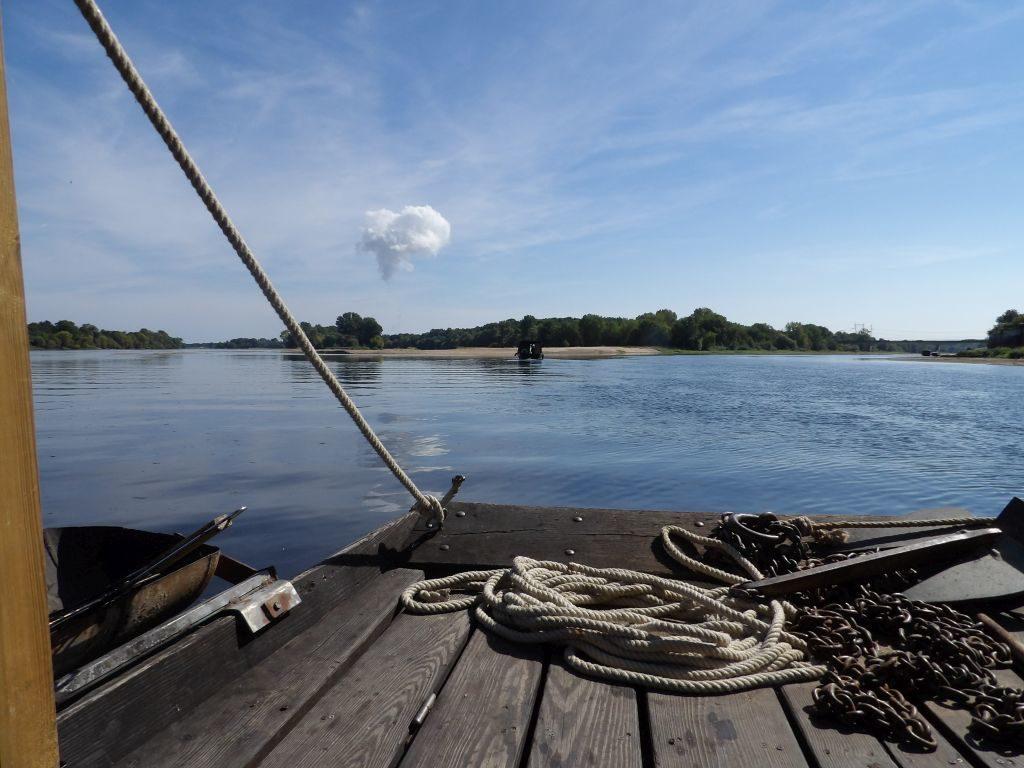 toue cabanée Loire
