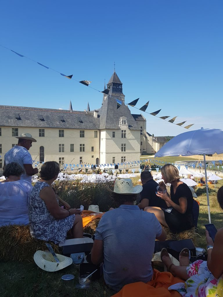 Garden Party Festivini Abbaye Fontevraud