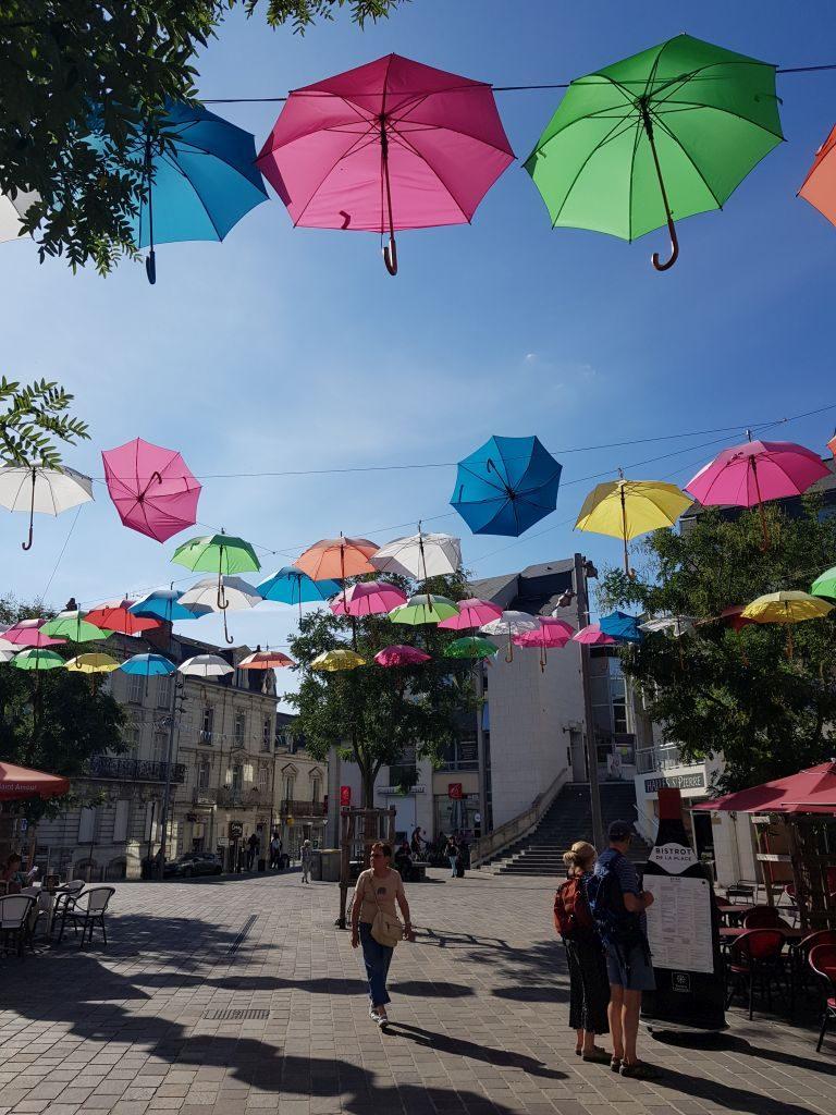 Parapluies Saumur