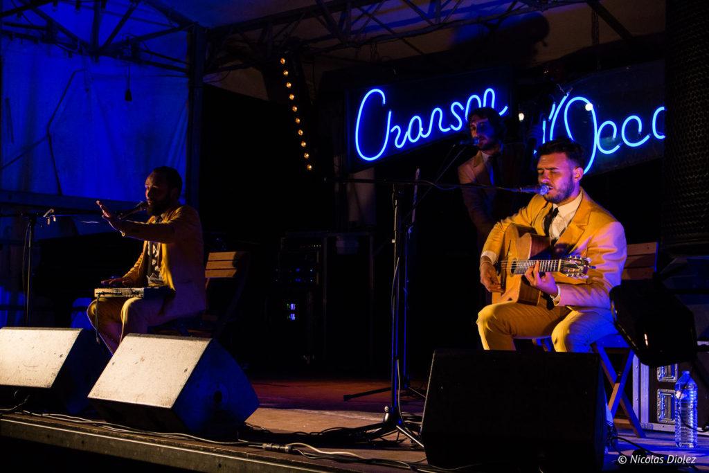Chanson d'occasion Festival Jazz Saint Cénéri Le Gerei