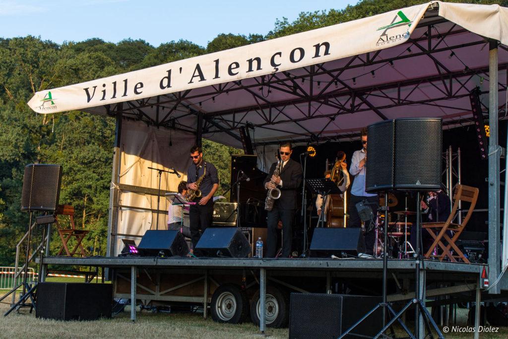 Festival Jazz Saint Cénéri Le Gerei