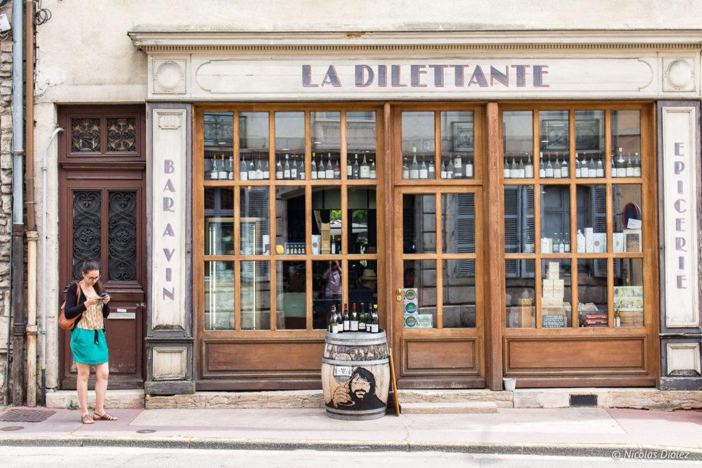 La Dilletante Beaune - DR Nicolas Diolez 2018