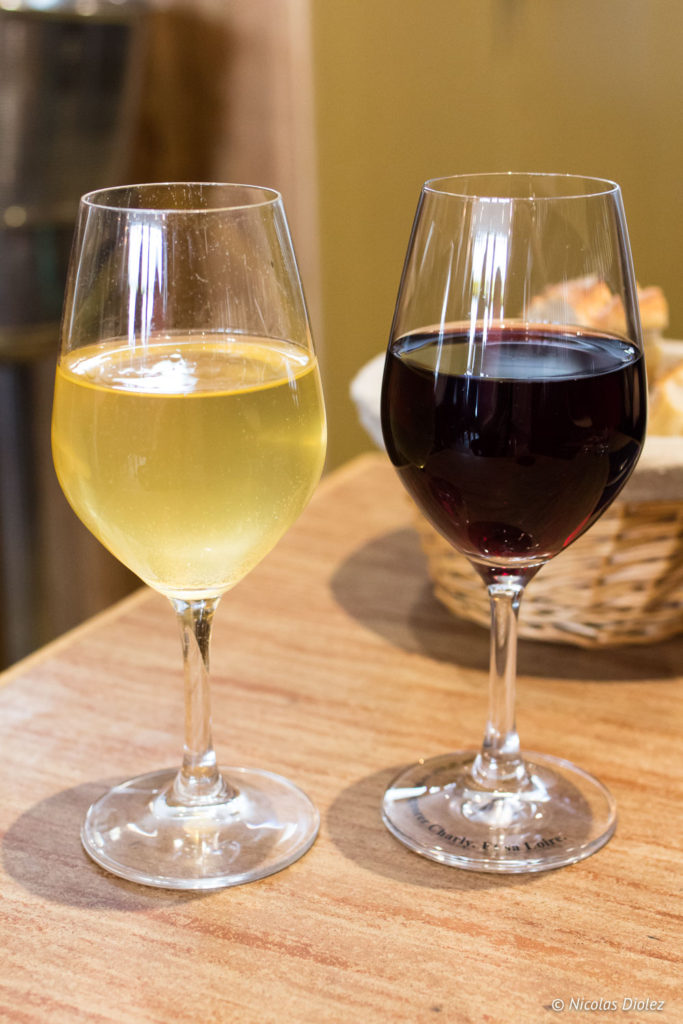 verres vins La Dilletante Beaune
