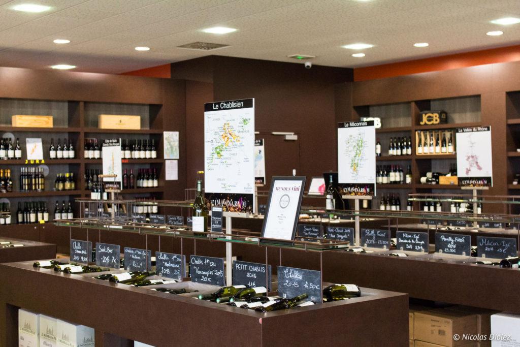 boutique Imaginarium Bourgogne