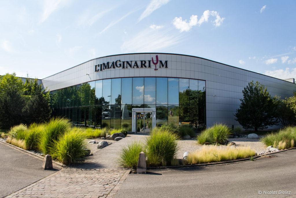 facade Imaginarium Bourgogne