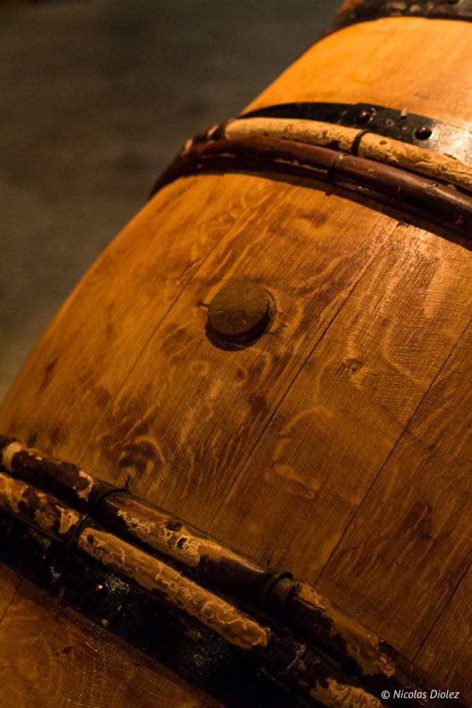 tonneau Imaginarium Bourgogne