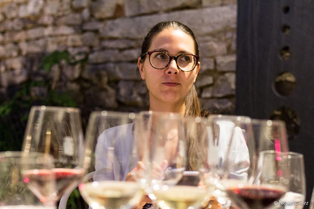 verres melle bon plan restaurant Olivier Leflaire