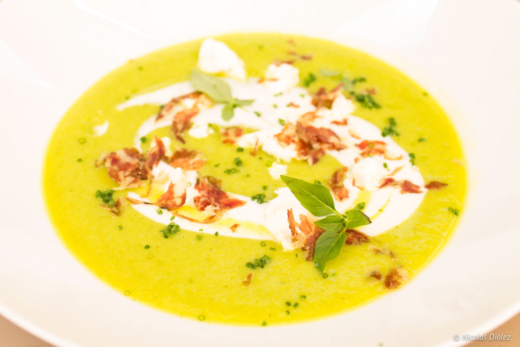 soupe Bistrot Lucien Gevrey-Chambertin