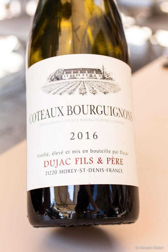 bouteille Bistrot Lucien Gevrey-Chambertin