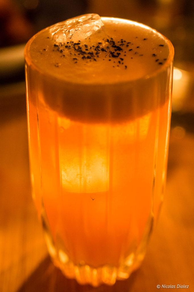 cocktail Bar de Biondi Paris