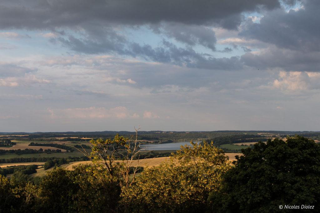 vue campagne Langres