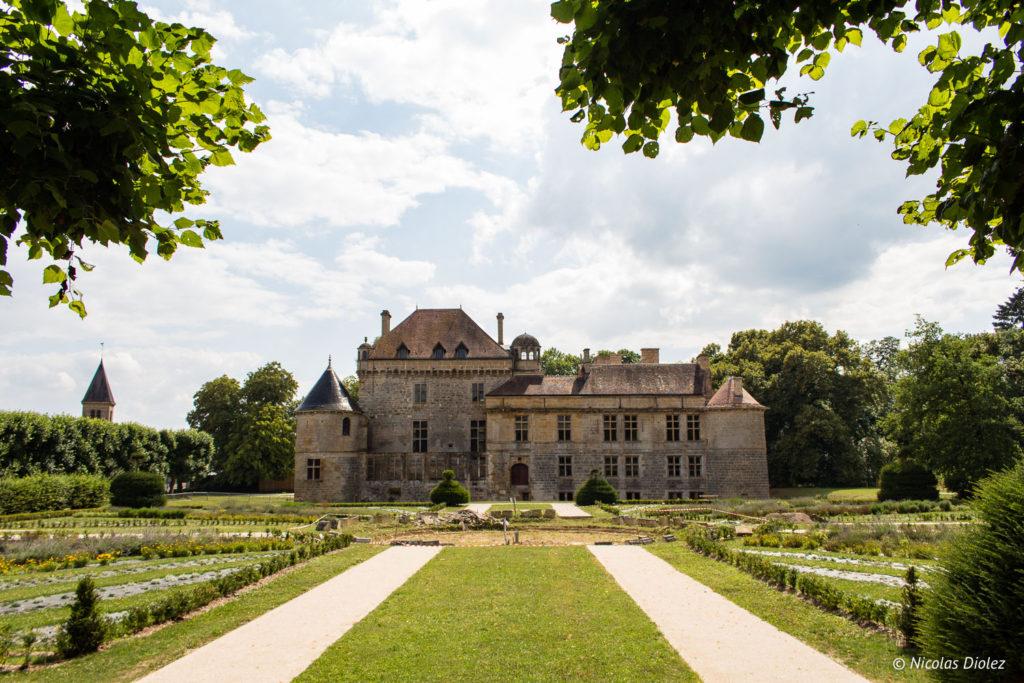 Château du Pailly
