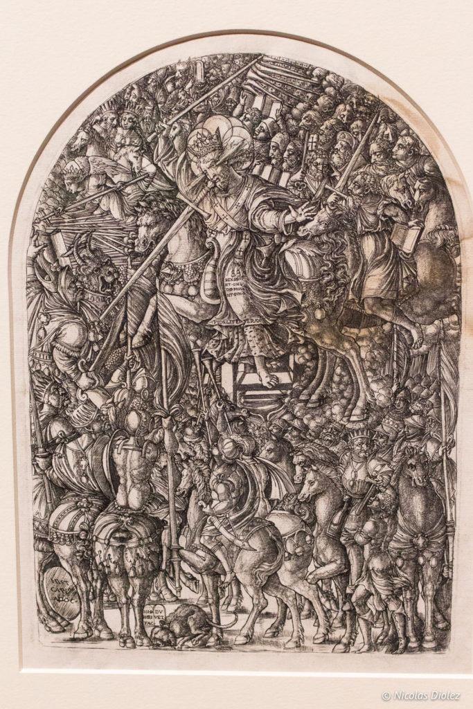 gravure Musée d'Art et d'Histoire de Langres