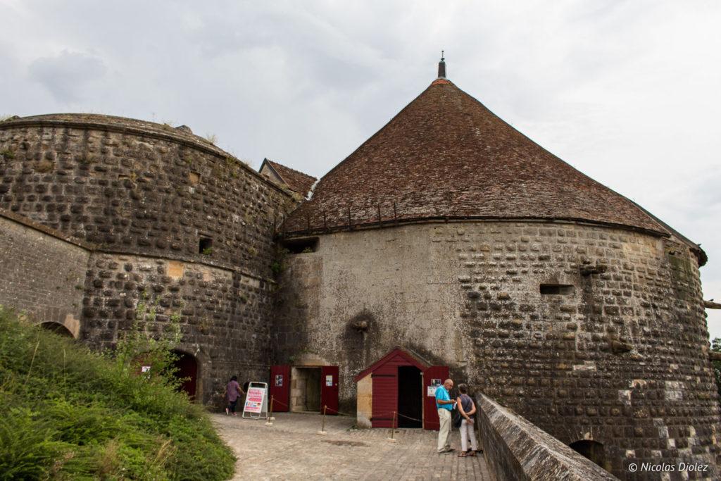 Tour de Navarre Langres