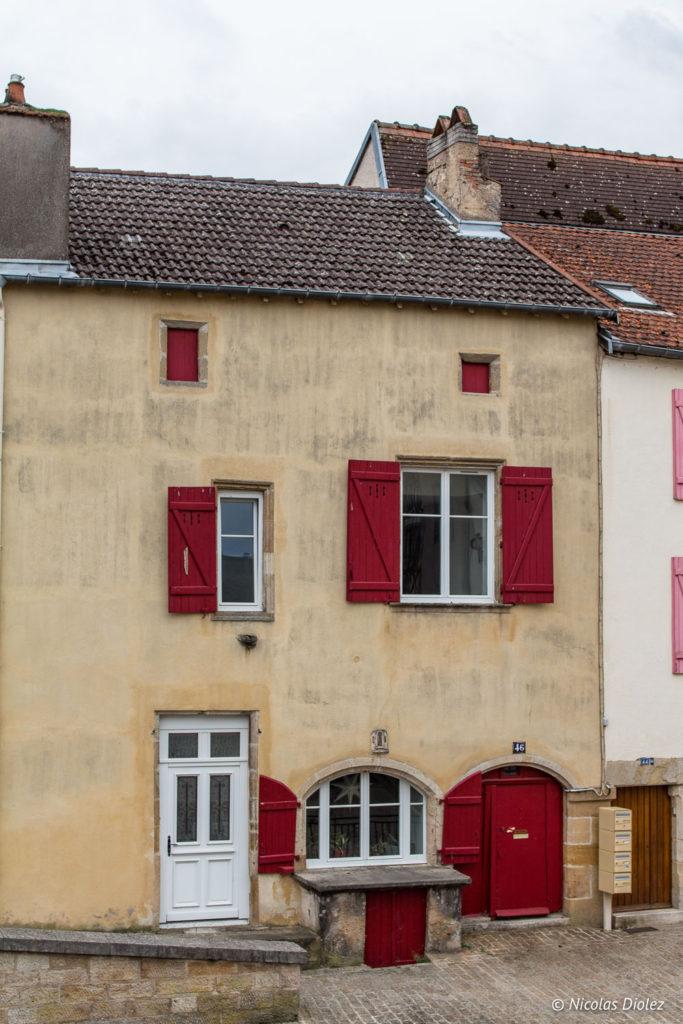 maison Langres