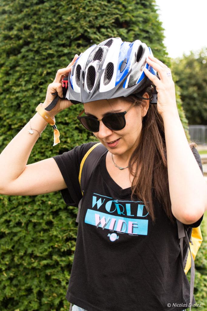 Melle Bon Plan vélo Bourgogne Evasion