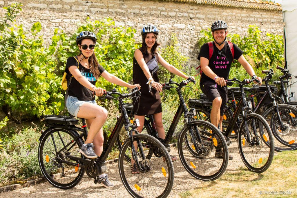 Balade vélo Bourgogne Evasion