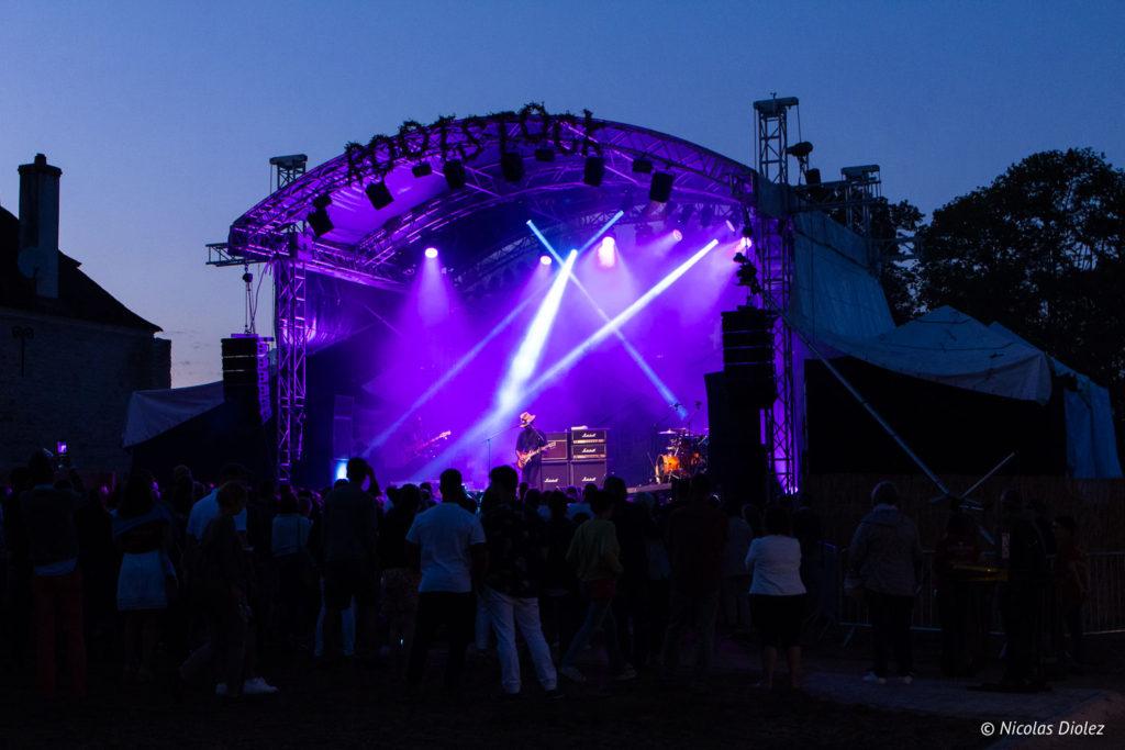 Festival Rootstock Pommard