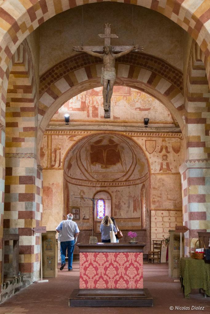église Saint Cénéri Le Gerei