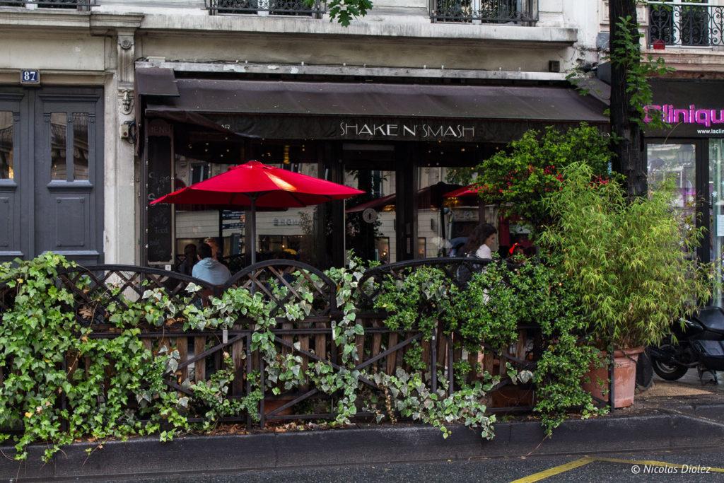 facade Shake N'Smash Paris