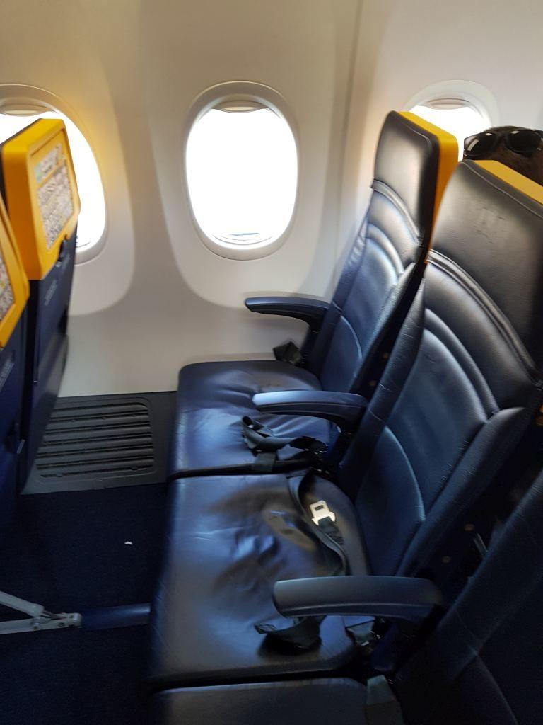 sièges avion Ryanair