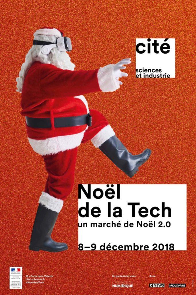 Noël de la Tech