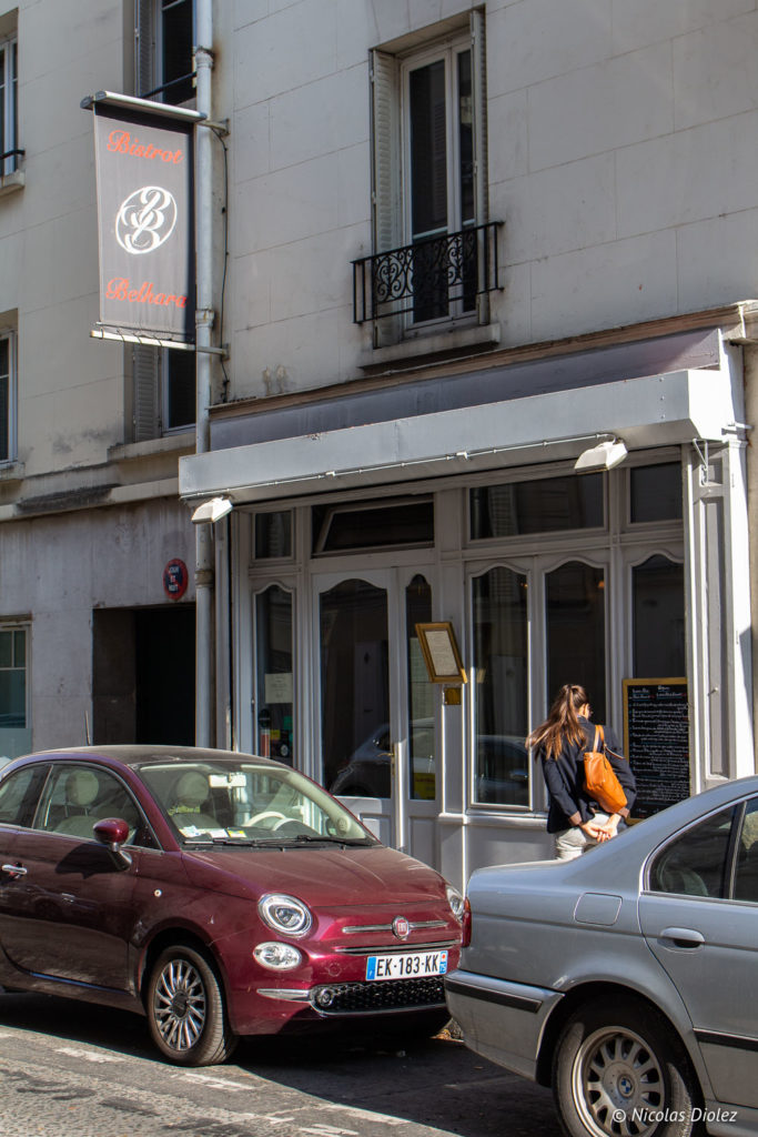 Bistrot Belhara Paris