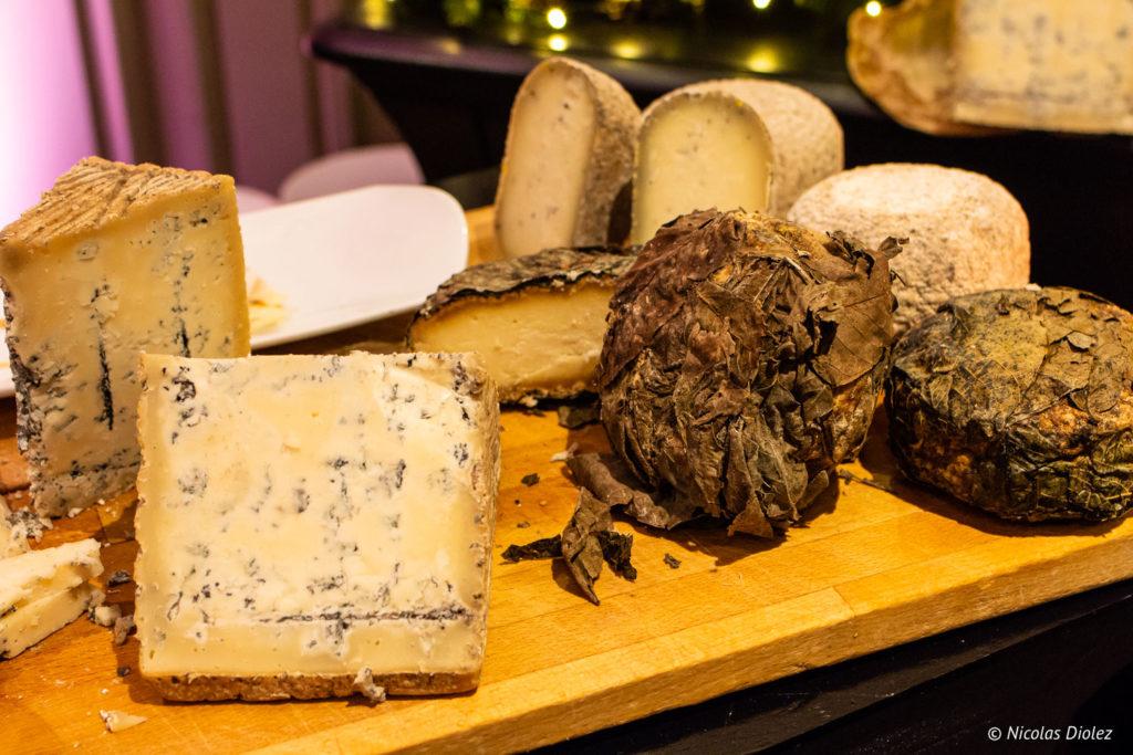 fromages La Sinoira Castille