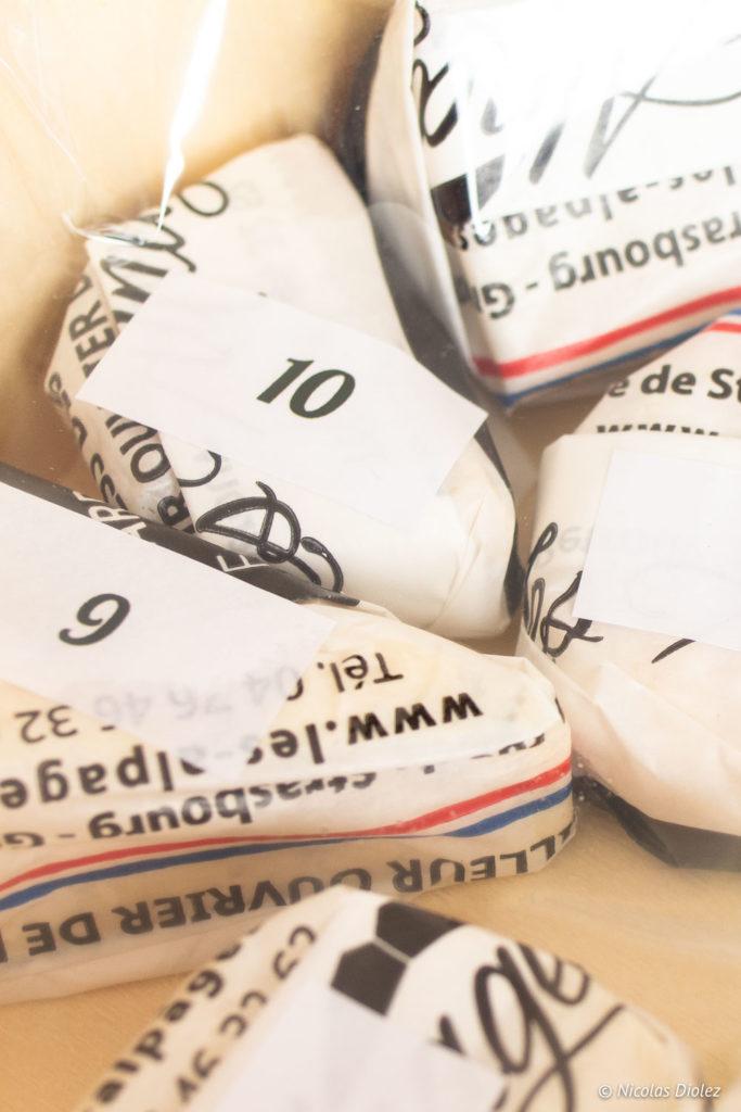 Calendrier de l'Aventde la Box Fromage