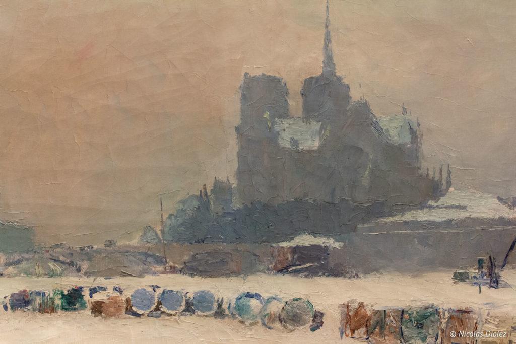 tableau Musée des beaux-arts de Rouen