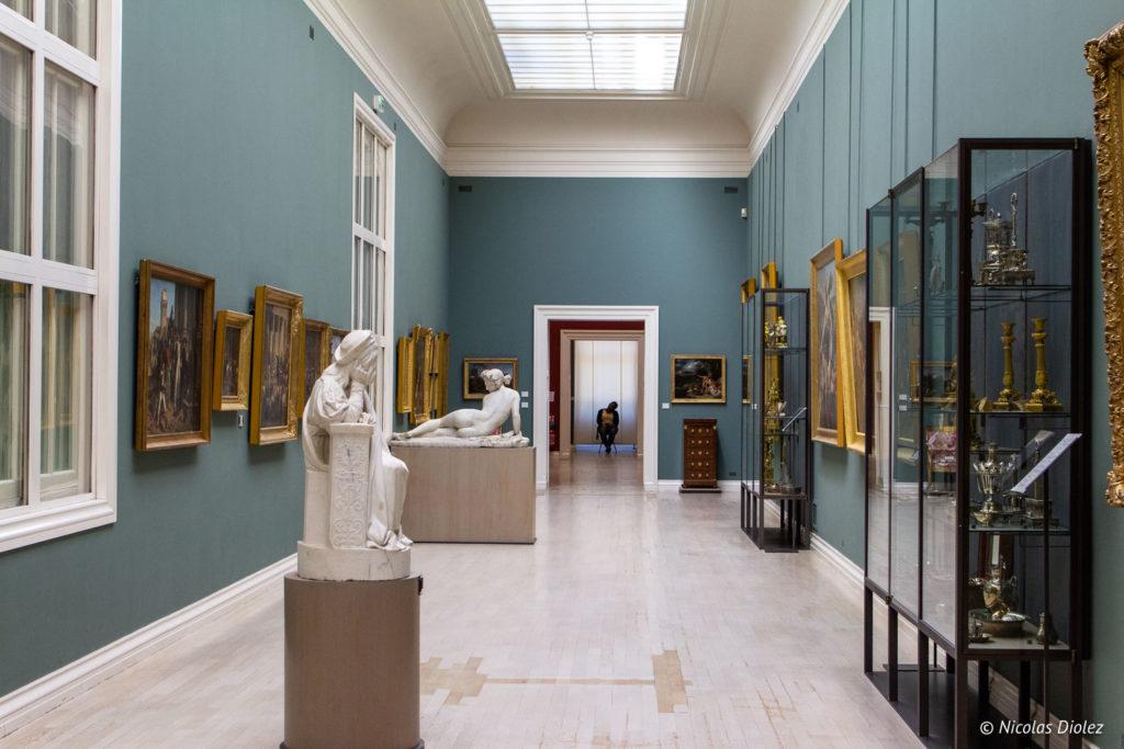 salle Musée des beaux-arts de Rouen