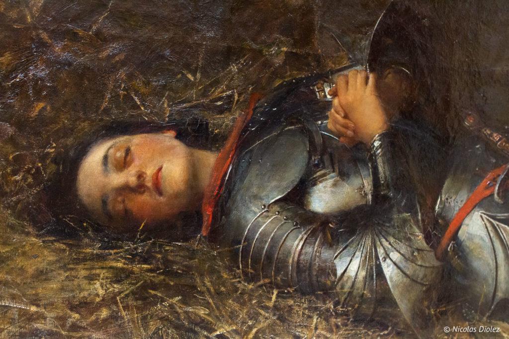 Jeanne d'Arc Musée des beaux-arts de Rouen