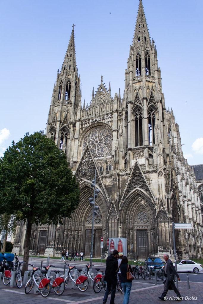 église Rouen