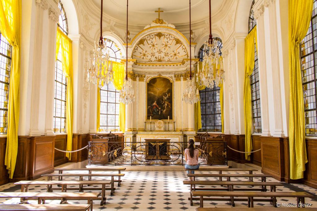chapelle historial de Jeanne d'Arc Rouen