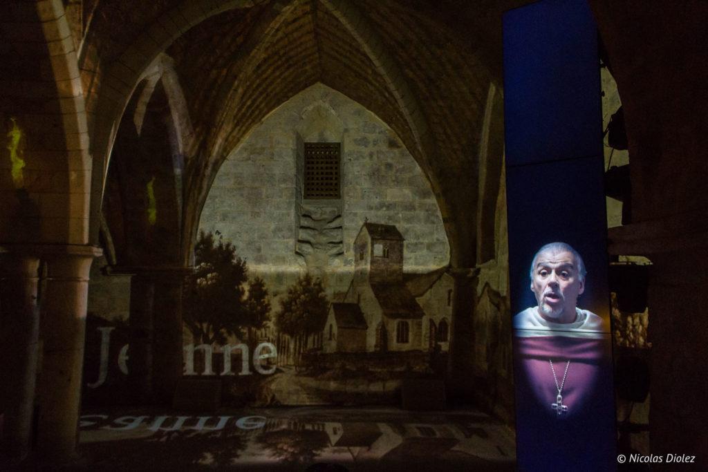 historial de Jeanne d'Arc Rouen