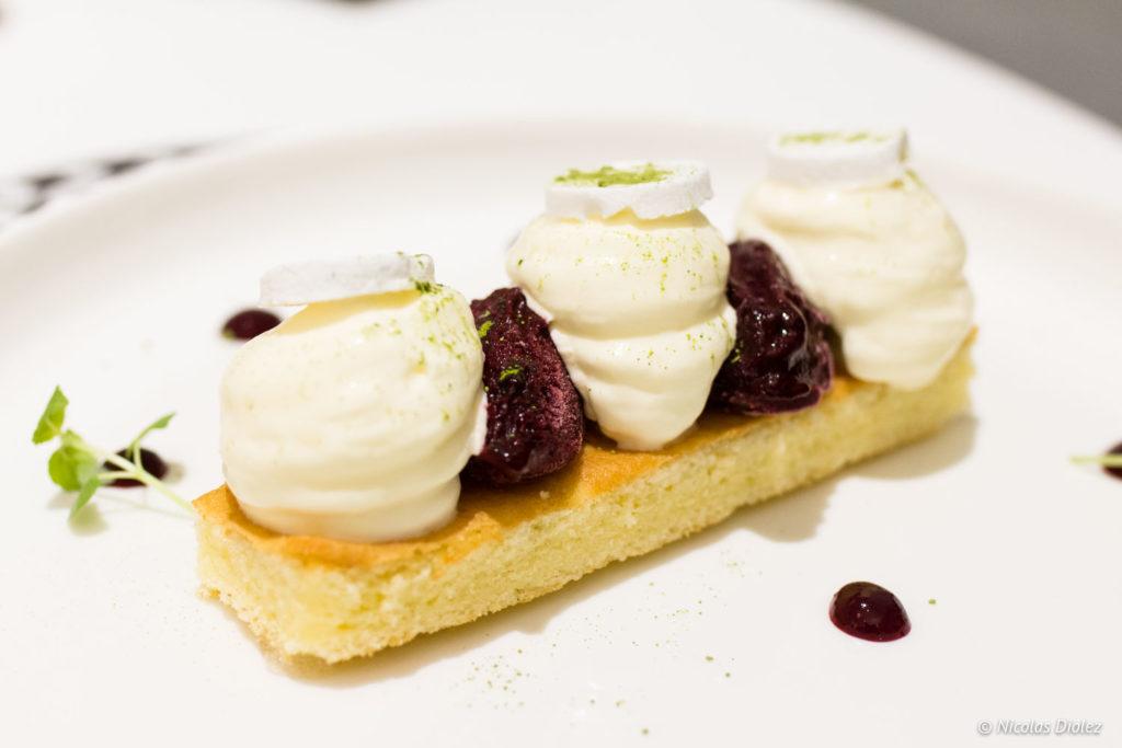 dessert restaurant la Marmite Rouen