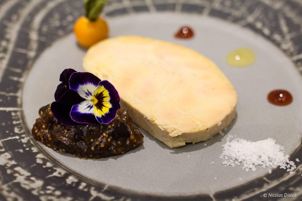 foie gras restaurant la Marmite Rouen