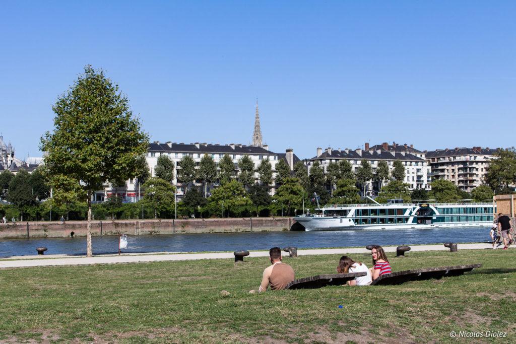 quais de Seine Rouen