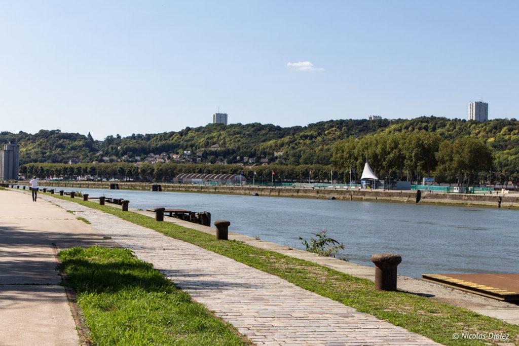 quais de Rouen